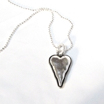 Lizou Heart Necklace