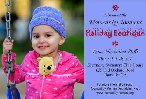 Moment by Moment Holiday Boutique