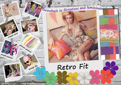 Retro Fit Color Trend