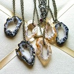 Veronica Willingham Agate Stone Necklace