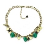 World Finds Anika Recycled Glass Necklace